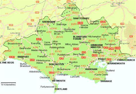 map  dorset dorset england dorset map dorset