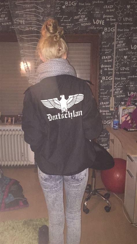 jacke mit reichsadler verboten deutschland adler