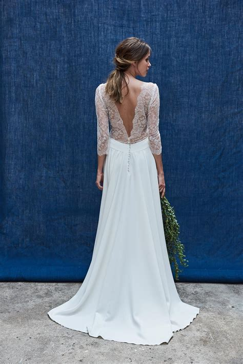 des robes de mariage 2018 quelle robe de mari 233 e pour dire oui en 2018 madame figaro