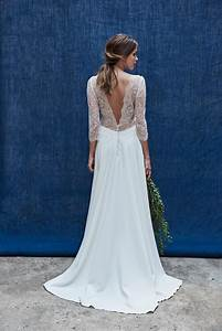 Robe Mariage 2018 : robe de mariee 2018 boheme ~ Melissatoandfro.com Idées de Décoration