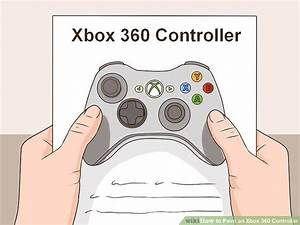 How To Paint An Xbox 360 Controller 9 Steps With Pictures