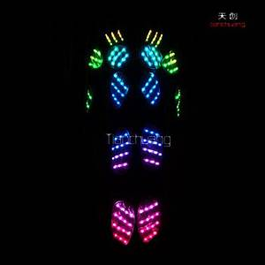 Modern Kids Dance petition Costumes Glow In The Dark