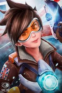 Tracer Wiki Overwatch Amino