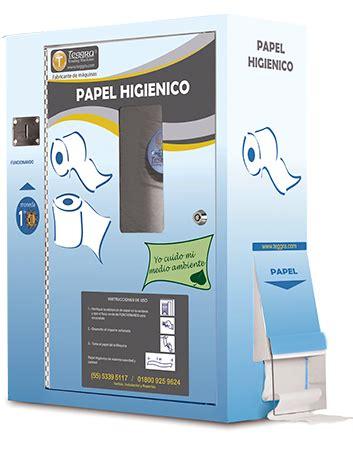 distributeur automatique de papier toilette