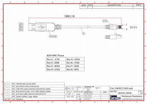 Cisco Rj45 Console Cable Wiring Diagram