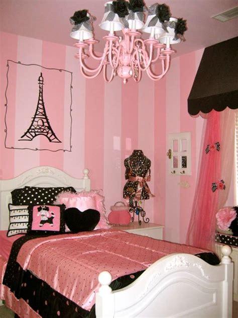 black white  pink bedroom ideas home trendy