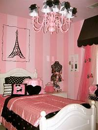 paris themed bedrooms Poodles, Paris and a Pink Bedroom - Design Dazzle