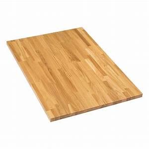 Tischplatte Eiche Geölt : exclusivholz aspen tischplatte eiche ge lt 200 cm x 90 cm x 4 cm bauhaus ~ Frokenaadalensverden.com Haus und Dekorationen