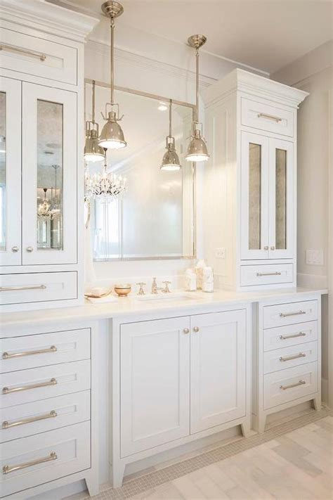 built in bathroom cabinets creative ways to incorporate built in cabinetry