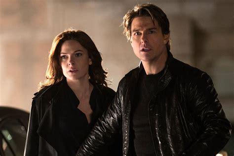 Mission Impossible 6 Tom Cruise Rebecca Ferguson Hd