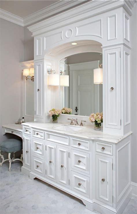 white cabinet bathroom ideas best white bathroom cabinets ideas on master