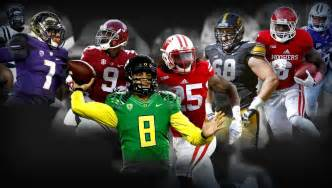 Top 100 College Football Players