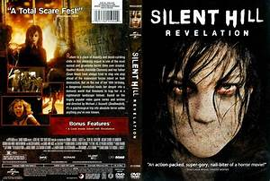 Silent Hill Revelation - Movie DVD Scanned Covers - Silent ...