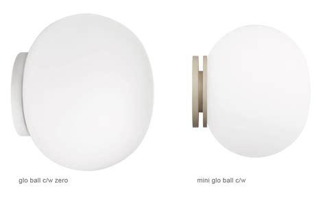 mini glo ceiling wall light hivemodern