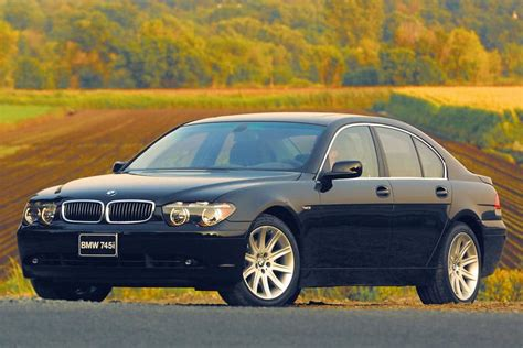 2005 Bmw 745 Reviews, Specs And Prices