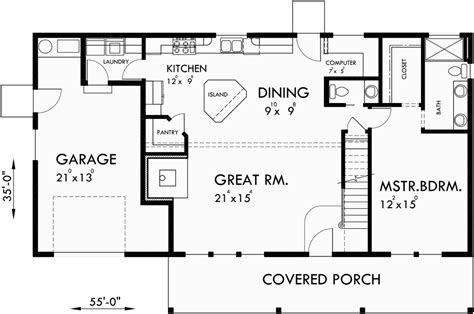 farmhouse plans  story house plans county house plans