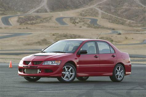 Mitsubishi Evo Rs by 2004 Mitsubishi Lancer Evo Viii Rs Images