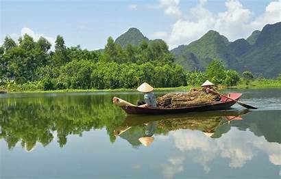 Vietnam Wallpapers Mekong Le