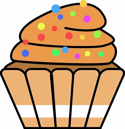 Clipart Dessert Desserts Sugary Sweet Bakery Cliparts