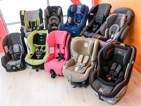 Best Convertible Car Seats And Crash Test Ratings
