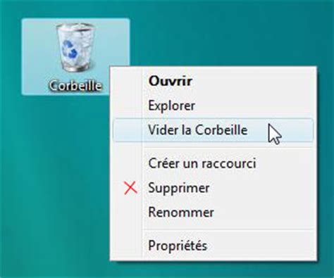 supprimer icone bureau bureau de windows et raccourcis aidewindows