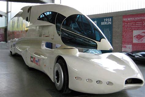 new concept trucks display sleek futuristic features