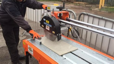 hire bridge saw 1200 x 110mm tile cutter for sale wh surface preparation uk ltd