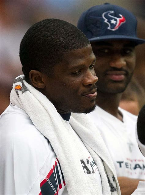 Bob McNair wants Andre Johnson to retire as a Texan