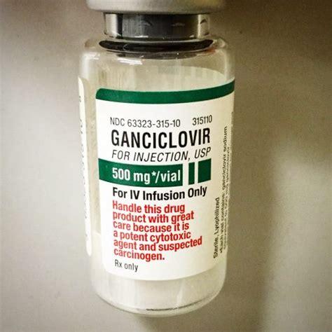 ganciclovir