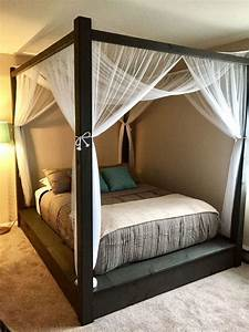 25, Glamorous, Canopy, Beds, Ideas, For, Romantic, Bedroom