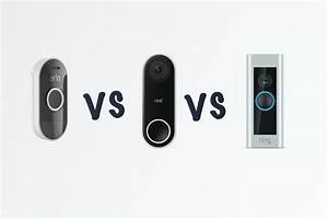 Arlo Audio Doorbell Vs Nest Hello Vs Ring Video Doorbells