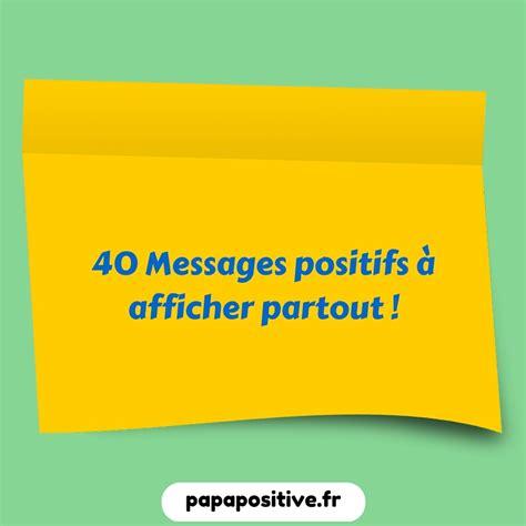 petit frigo de chambre 40 messages positifs à afficher partout