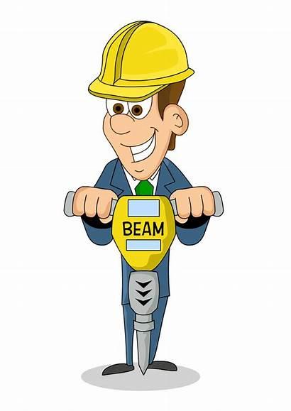 Beam Jackhammer Executive Program Executives