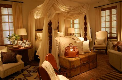 African Themed Bedroom Home Design