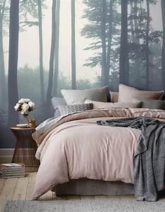 Photo Tete De Lit : t te de lit 25 id es pour une t te de lit originale elle d coration ~ Dallasstarsshop.com Idées de Décoration