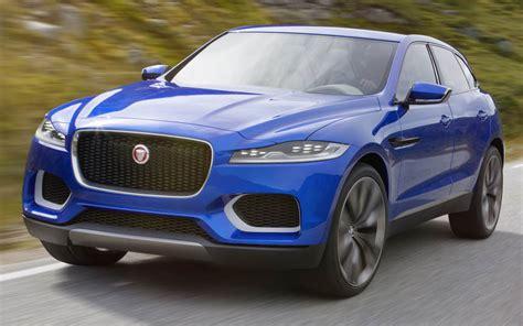 Jaguar Previews Allnew Fpace Ahead Of Frankfurt Iaa