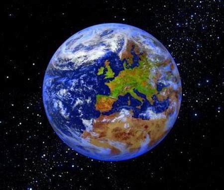 les sept couches de la terre