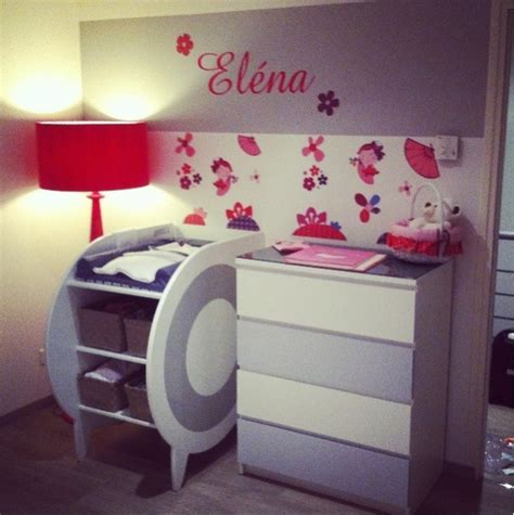 decoration chambre bebe fille photo emejing idee deco chambre bebe fille gris et pictures