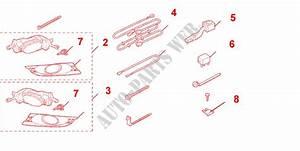 Fog Light Genuine Accessories 22 Se E 2006 Fr V Honda Cars