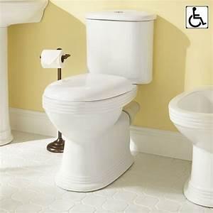 Ebler european rear outlet two piece elongated toilet for Toilets in european bathroom