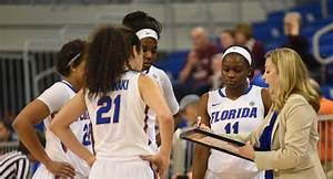 No. 16 UF Women's Hoops Not Able To Overcome The Auburn ...