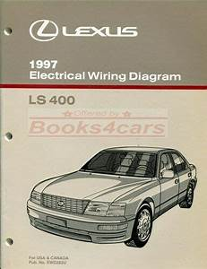 Shop Manual Ls400 Electrical Wiring Diagram 1997 Lexus