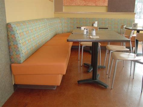 Commercial Banquettes & Booths-cafe Booth-cityliving