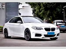 MA style Wide Body kit fit for BMW F32 2 Series M235i 2014
