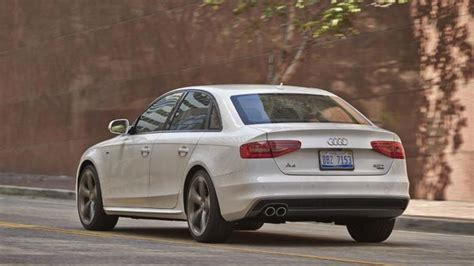 2014 Audi A4 by 2014 Audi A4 Photos Informations Articles Bestcarmag