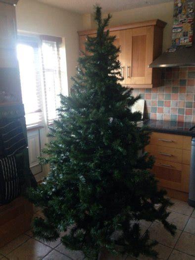 Christmas Tree 7ft Tesco 7ft tesco greenland christmas tree for sale in celbridge