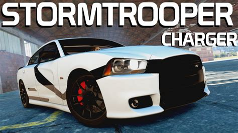 Dodge Charger Stormtrooper by Stormtrooper Dodge Charger Build Forza Horizon 2