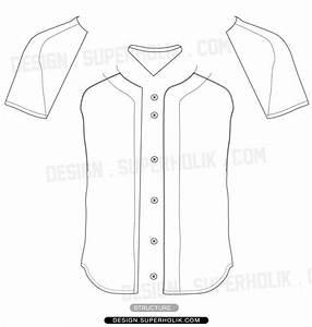 baseball jersey shirt vector template wear pinterest With baseball shirt designs template