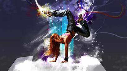 Dance Wallpapers 3d Hop Hip Backgrounds Desktop