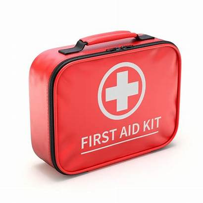 Aid Kit 3d Box Medical Models Travel